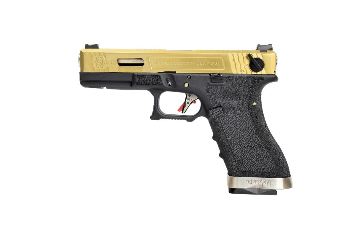 G18 WET TITANIUM GOLD