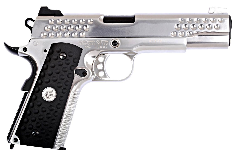 WE-054GS KAC KnightHawk(Chrome)