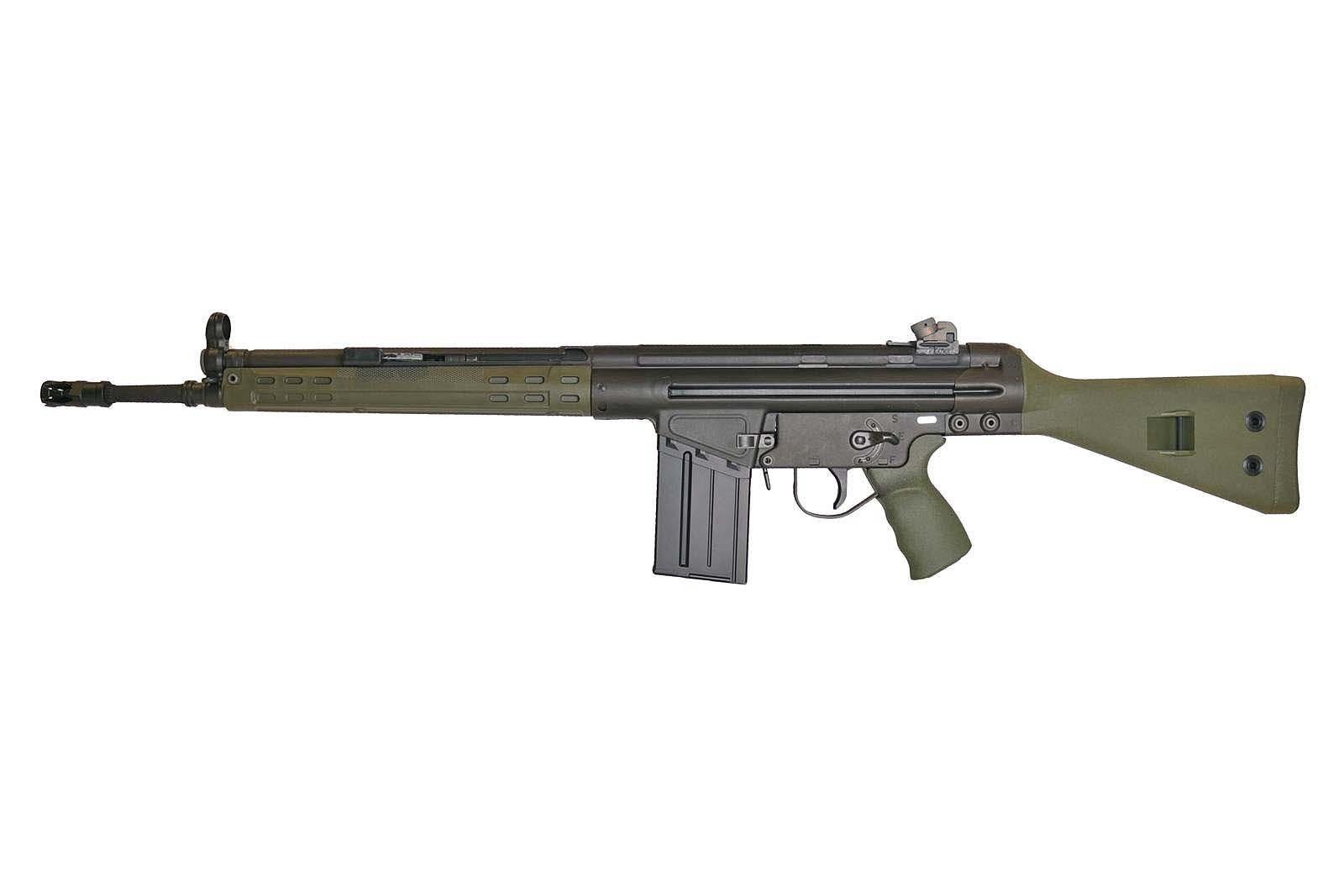 HK G3A3 GBBR