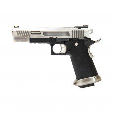 Hi-Capa Force 5.1 T-Rex Silver (No Marking)