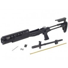 WE CNC Machined M14 EBR GBBR Kit Black