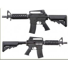 WE M4 CQB AEG (Black)