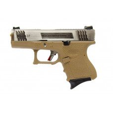 G27 T4 -  SV Slide / GD Barrel / TAN Frame