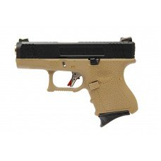 G27 T2 -  BK Slide / SV Barrel / TAN Frame