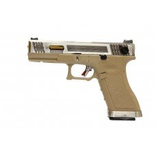 G18C T4 -  SV Slide / GD Barrel / TAN Frame