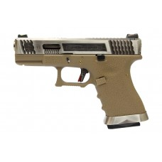 G19 T8 -  SV Slide / SV Barrel / TAN Frame