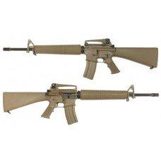 WE M16A3 GBBR Tan