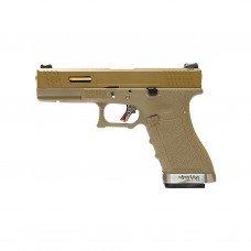 G17 T9 - Tan/Gold/Tan