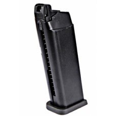 WE G19 / G23 Gas Airsoft Blowback Magazine (Black)