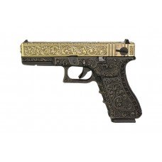 WE G18C Classic Floral Pattern - Bronze