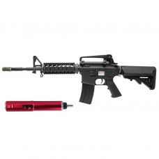 M4 RIS KATANA Black - Red Cylinder(400 fps)
