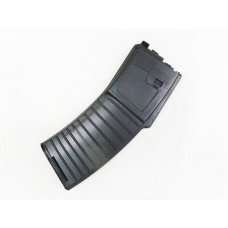 30 Round Open Bolt Gas Magazine for PDW GBB series (Black)