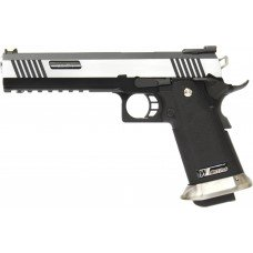 "Hi-Capa Force T-Rex 6"" Silver (No Marking)"