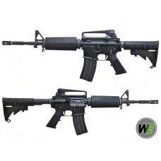 WE M4A1 GBBR Black