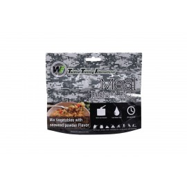 WE Tactical International Instant Rice - Mixed Vegetables with Seaweed Powder Flavor