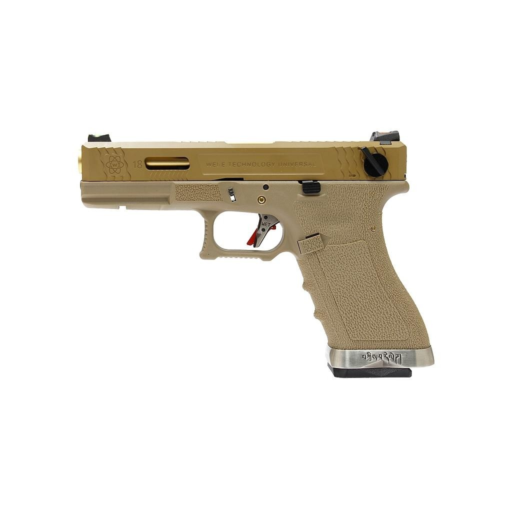 G Force G18 T9 (TAN/Gold/TAN)