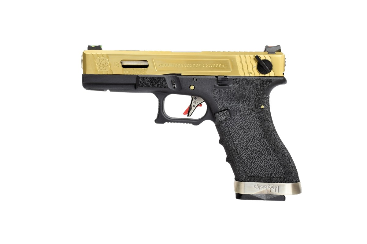 G18 WET TITANIUM GOLD