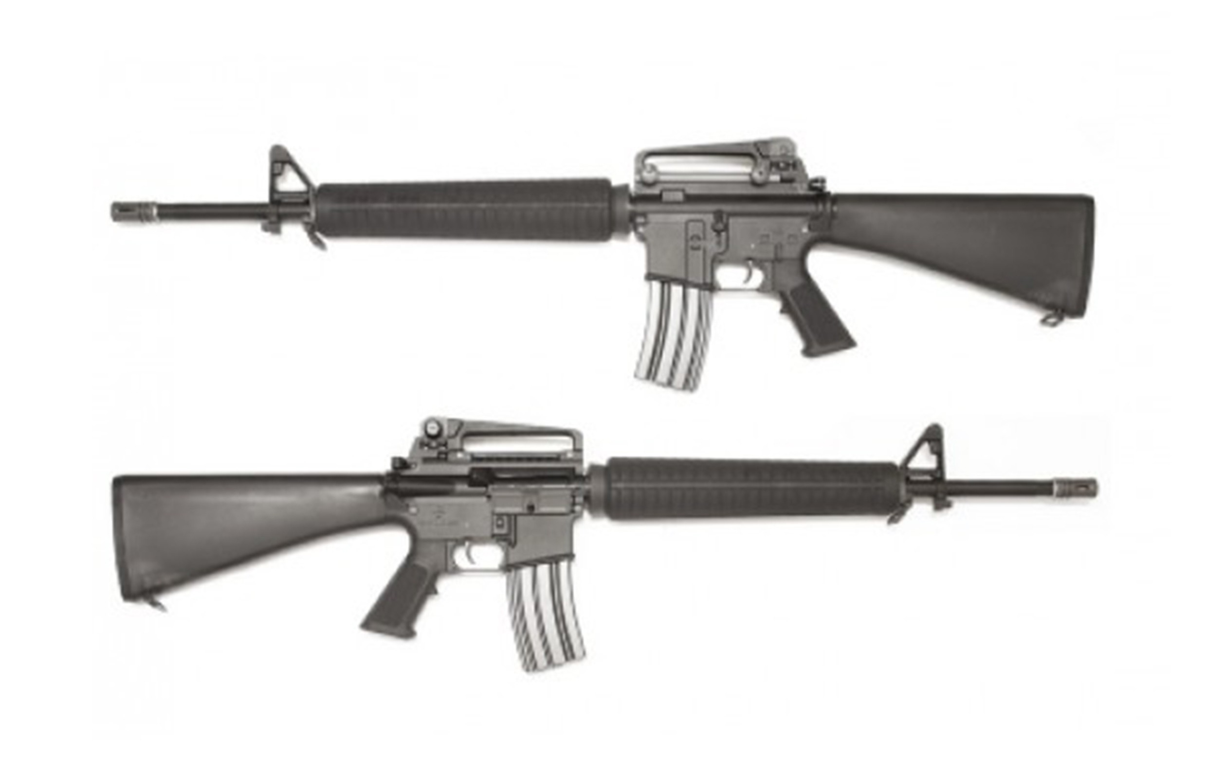 WE M16A3 AEG (Black)
