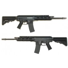 WE MSK E03 AEG - Telescopic Stock (Black)