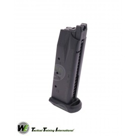 "WE ""God of War"" CO2 Magazine (Black) for WE-PX001-BK"